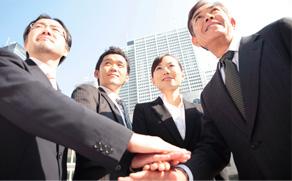 弊社の税理士が会社の成長をお手伝いします。