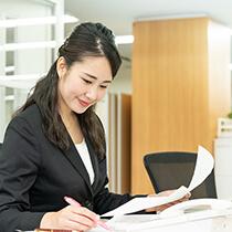 東京事務所 税務会計スタッフ イメージ